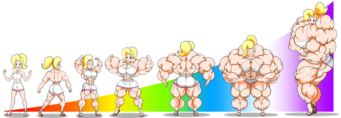 Amy Growth Sequence by Bioshin26