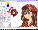 little red wip by Rmblee