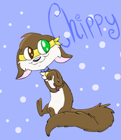 Chippy! by Peppermint-Demise