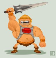 He- man by spundman