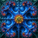 Moments of a Mandelbrot I by Klytia70