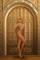 Golden Girl by ArtbroSean