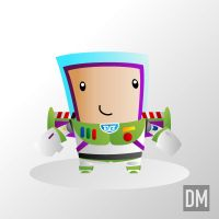Buzz Lightyear by DanielMead