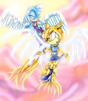 66. Angels by spdy4