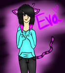 Eva :Request: by KillerStalkerPerson