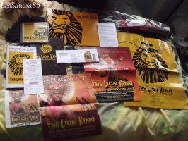 TLK Collection - The Lion King Musical by LeoSandra85