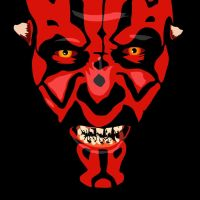 StarWars Darth Maul by legsley
