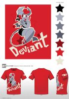 Deviant by Design by BombshellBoy