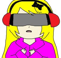 Liza in virtual reality (preview) by sweetgirl-Liza