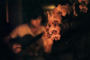 by candle light by Zaratops