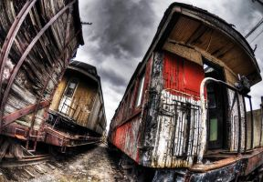 end of the line by Mjag