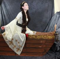 The lady of shalott by magikstock