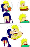 naruhina: Day Dreaming by xmizuwaterx