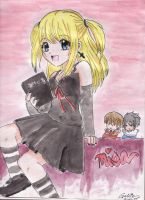 Death Note: Misa Amane by PurpleGel