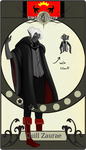 Rising-Crowns: Quill *updated* by Golly-chan