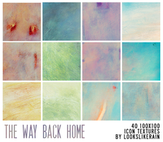 The Way Back Home by lookslikerain