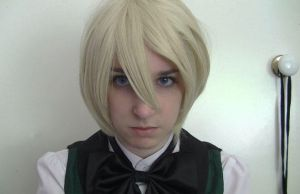 Alois Is Displeased by JustSomeMaddy