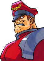 Street Fighter Alpha: M.Bison by Hades-O-Bannon