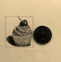 Miniature Cupcake by TimeLady1