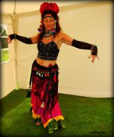 Belly Dancer by Estruda