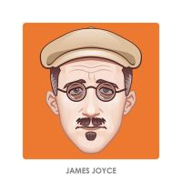 James Joyce by monsteroftheid