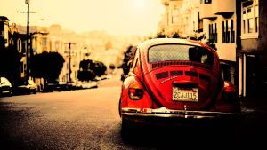 Red Beetle by ryanpaige7006