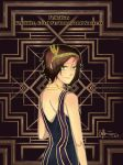 The Great Gatsby {Felicitas} by DaRqueCryStaL