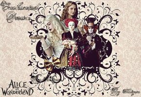 alice in wonderland 3 by Diane-Demiley