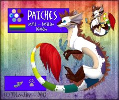 Patches Ref Summer 2013 by Tremlin