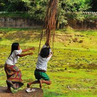 Cambodia - Innocent games by lux69aeterna