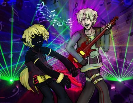 JCP: Mission 1.3 Music Lovers by aisazia