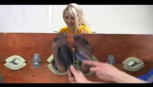 Evanna Lynch tickle fake by the70sguy