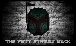 The Fett Strikes Back by PsychosisEvermore
