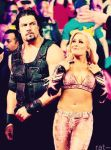 Roman and Nattie 17 |Manip| by 2009abc