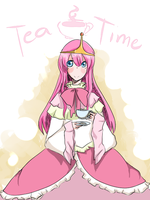 Tea Time by oNarissa
