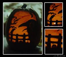 04 Pumpkin Carving by SageKorppi