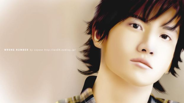 CHANGMIN by coyote777