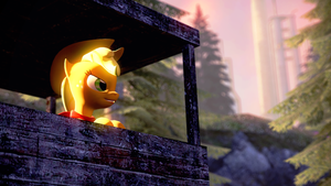 Apple Lookout by Legoguy9875