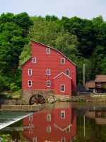 Red Mill 9 by Dracoart-Stock