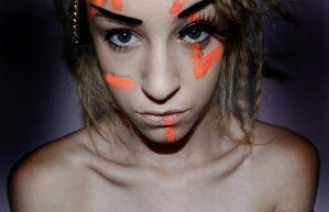 War Paint IV by somethingVINTAGE
