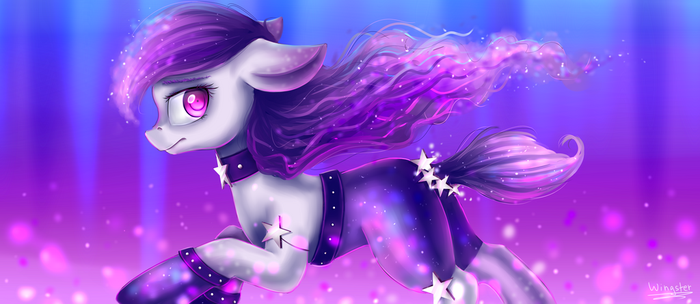 MLP - Art trade /The Rare Kitty by WingsterWin