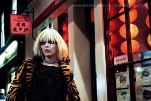 Pris in Chinatown 1 by Shirak-cosplay