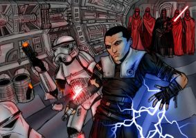 Star Wars The Force Unleashed by AraxussYexyr