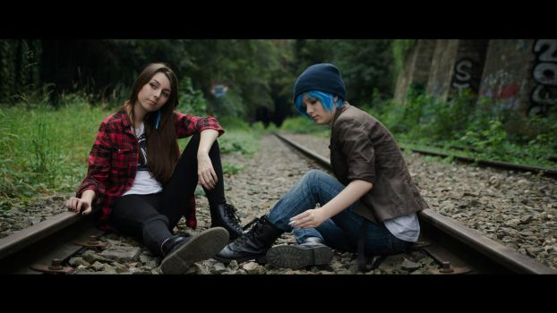 Life Is Stange Rachel Amber Chloe Price by Flopywette