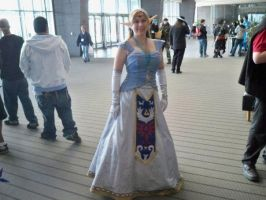 Princess Zelda 2009 by Art1st4786
