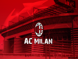 Champions League Milan by WHead