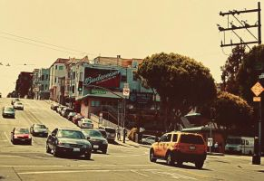 Streets of San Francisco by BennyBrand