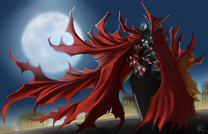 Spawn by squigi