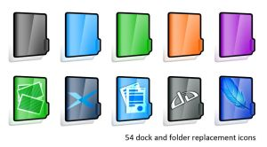 Folder Icons by EchoingDroplet