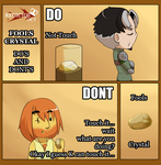 RegicideOCT: Fools Crystal Do's and Don'ts by Miss-Sheepy